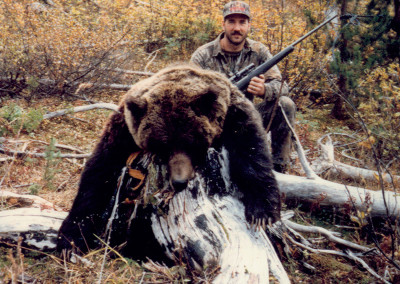 BC Grizzly Hunts
