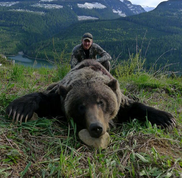 Grizzly Bear Hunting in BC