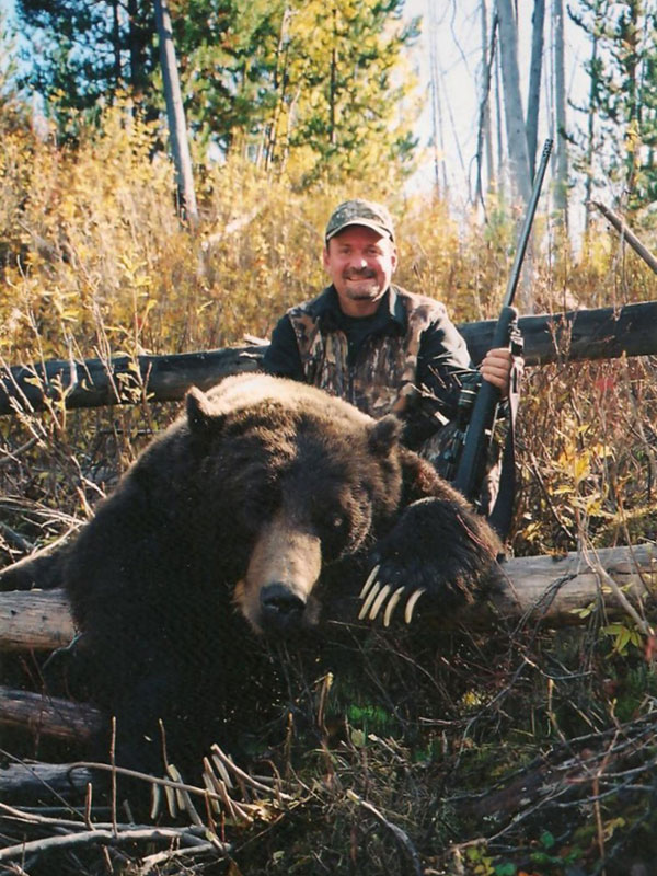Grizzly Hunting in BC