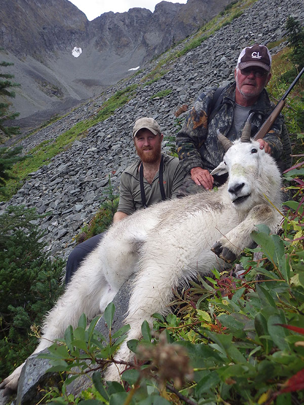 Goat Hunting in BC