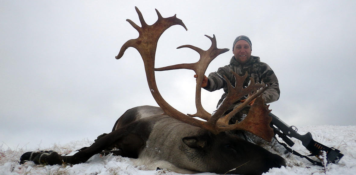 Caribou Hunts in BC