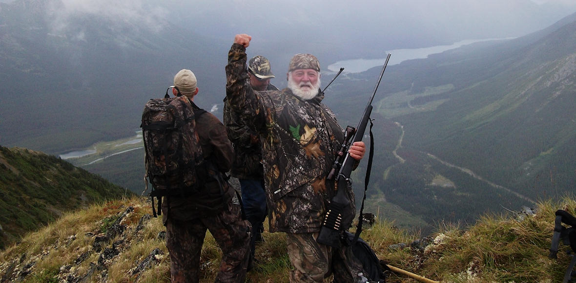 Big Game Hunts in BC Canada