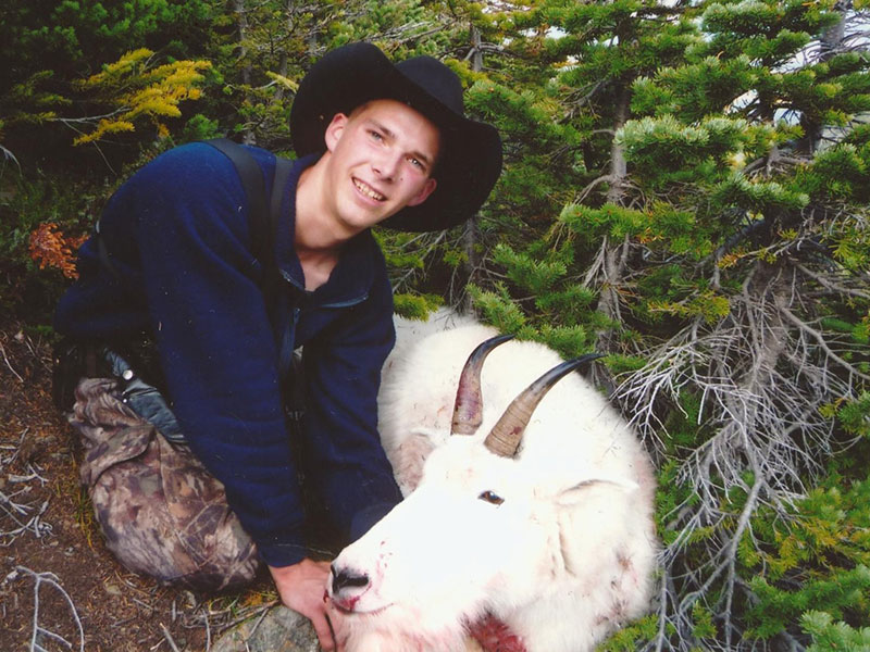 Mountain Goat Hunting Gallery