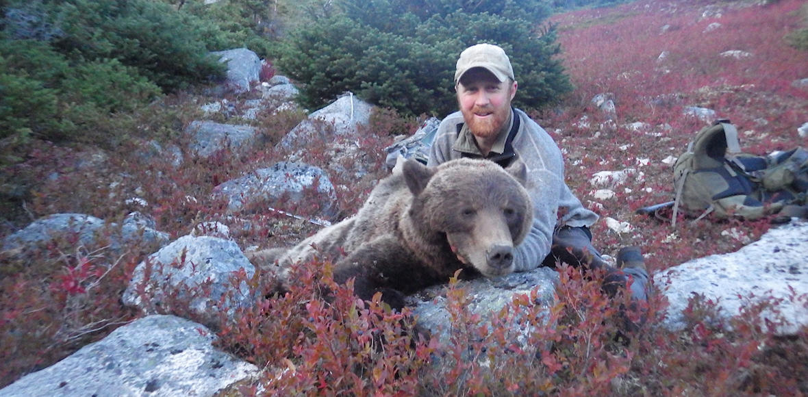 Grizzly Bear Hunts in BC
