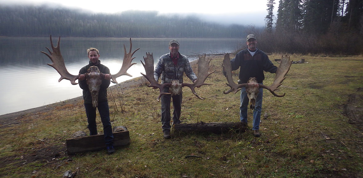Big Game Species Hunts in BC