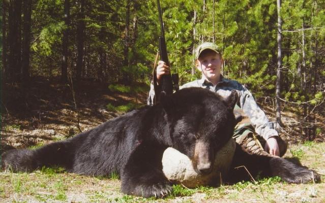 Black Bear Hunts in BC